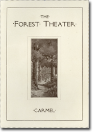 Forest Theater Program